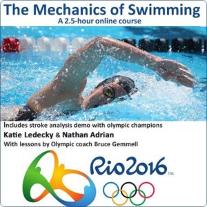 The Mechanics of Swimming