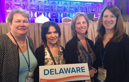 APTA Delaware Chapter members